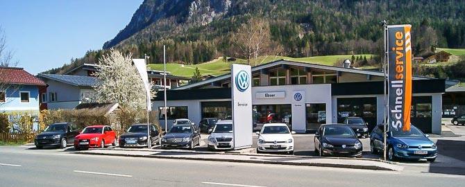 Autohaus Leitinger JohannVW u. Audi Service, Gebrauchtwagen im Pinzgau.Fachwerkstätte mit optimalem Service.